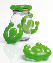 Burköppnare Arvid  grön