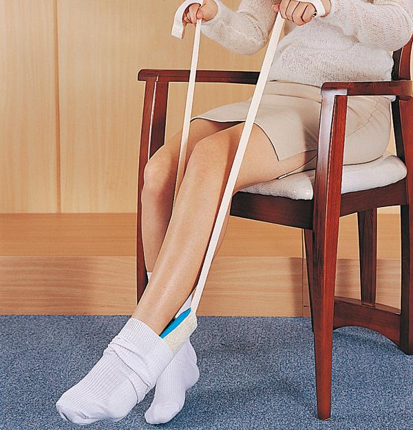 Strumppåtagare vanliga strumpor