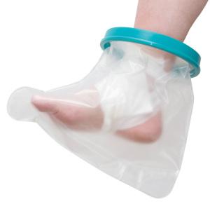 Dusch- och tvätt-skydd för fot